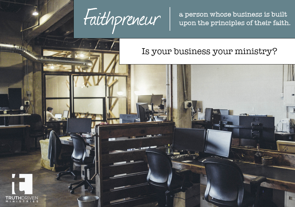 Is Your Business Your Ministry?