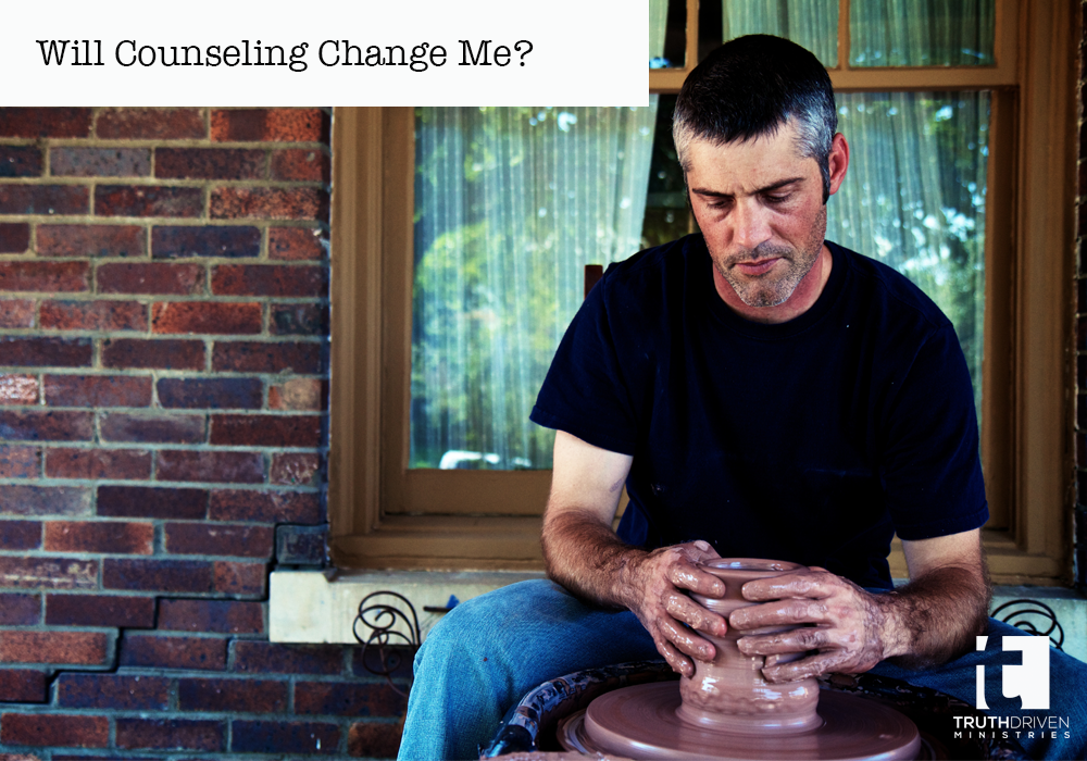 Will Counseling Change Me?